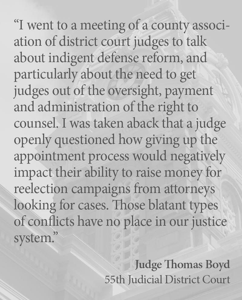 MI Judge Boyd quote