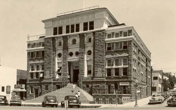 Gila County Courthouse