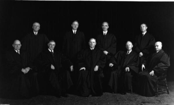 The Supreme Court under C.J. Harlan Stone