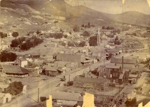 Austin, Nevada, c1870