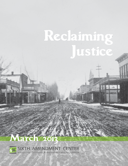 download Reclaiming Justice report