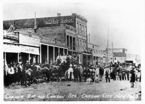 Wells Fargo Offices, 1865