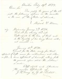 State v. Wixan transcript