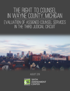 wayne county report cover
